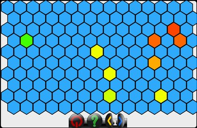screenshot hexagon