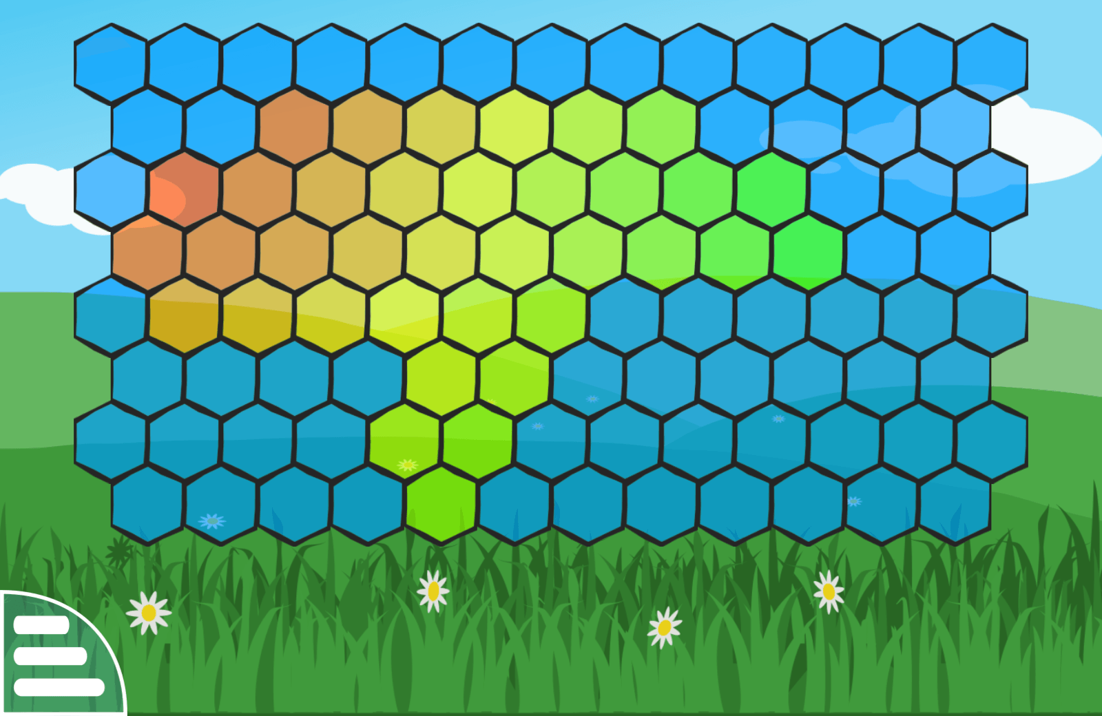 """Hexagon"" activity"