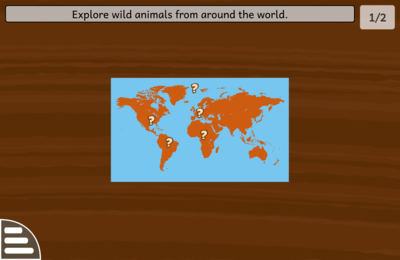 screenshot explore_world_animals