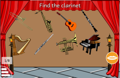 screenshot instruments