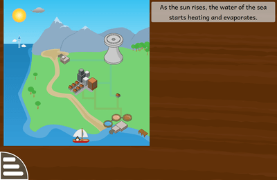 screenshot watercycle